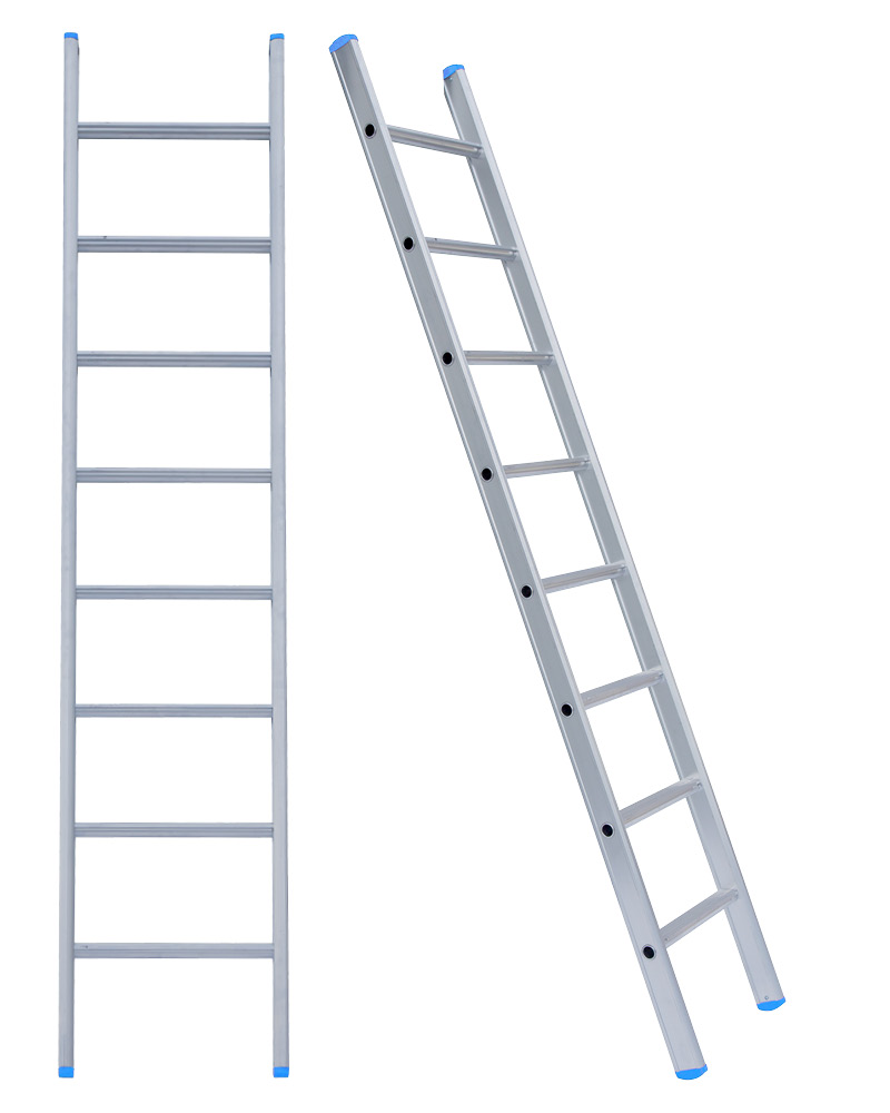 Eurostairs enkele rechte ladder